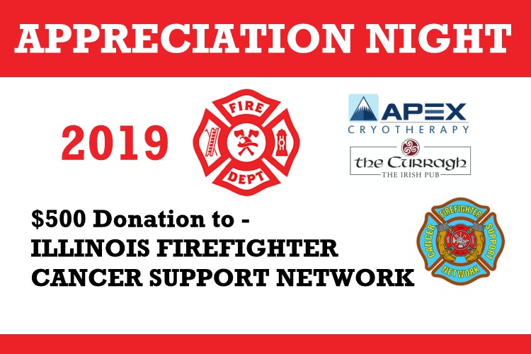 2019 Firefighter Appreciation Night
